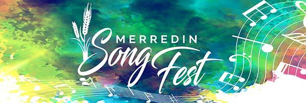 Merredin SongFest logo