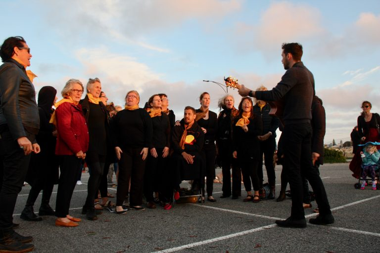 Walyalup Kannajil Community Choir